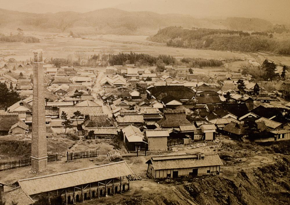 大正の東谷(製錬所)