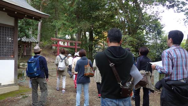 20151122東谷三十三箇所巡り&青面金剛巡り2
